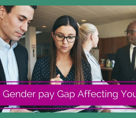 Is gender pay gap affecting you?