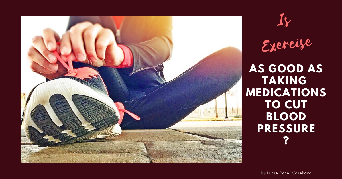 how to beat high blood pressure without medications, running, walking, exercise